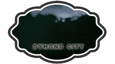 The Ghost Lights of Dymond City